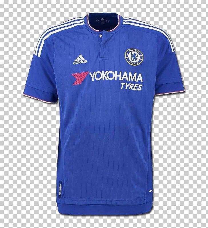 the best attitude 7fce3 68666 Chelsea F.C. T-shirt 2015–16 Premier League Jersey PNG ...