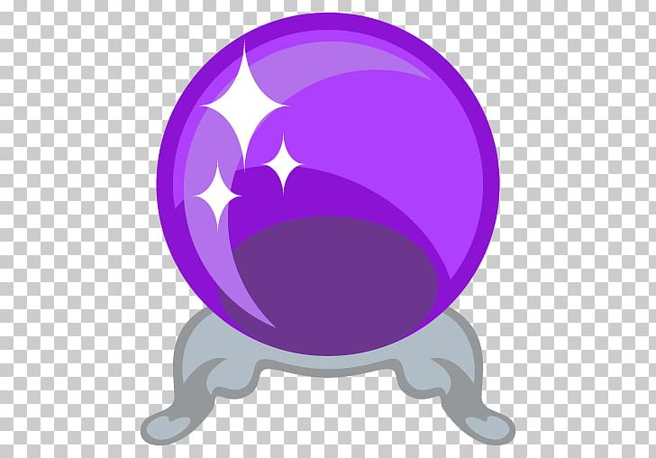 Emoji Crystal Ball Social Media Sticker PNG, Clipart, Circle
