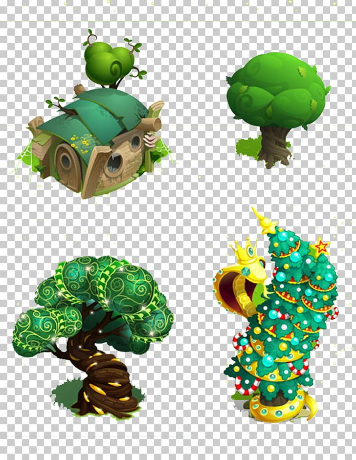 Tree House Fairy Tale PNG, Clipart, Christmas, Christmas Tree, Cottonwood, Designer, Download Free PNG Download