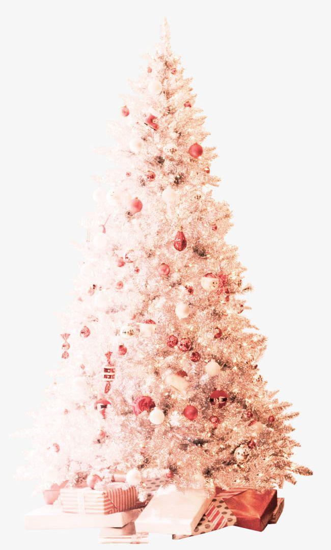 Pink Creative Christmas Tree Png Clipart Christmas Christmas
