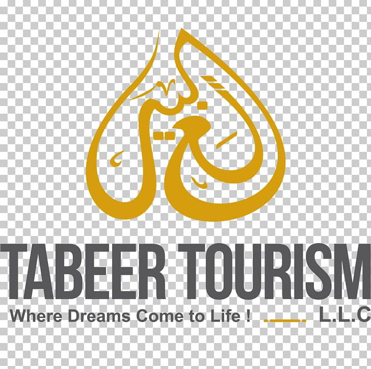 Tabeer Tourism Logo Travel Agent Brand PNG, Clipart, Area, Brand