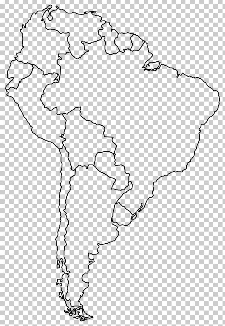 South America Latin America Blank Map United States Globe ...