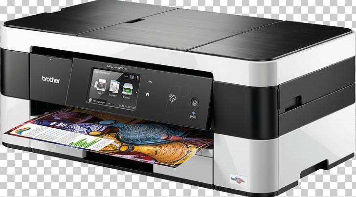 Multi-function Printer Inkjet Printing Brother Industries