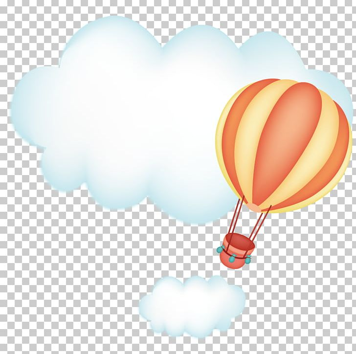 Cloud Sky Hot Air Balloon PNG, Clipart, Air Balloon, Air Vector, Balloon, Balloon Cartoon, Balloons Free PNG Download