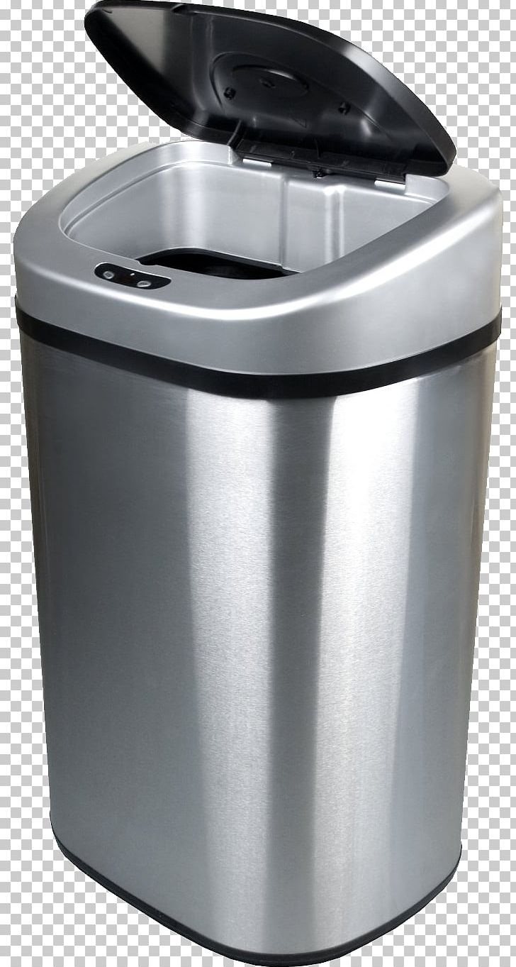 Waste Container Stainless Steel Recycling Png Clipart Brushed