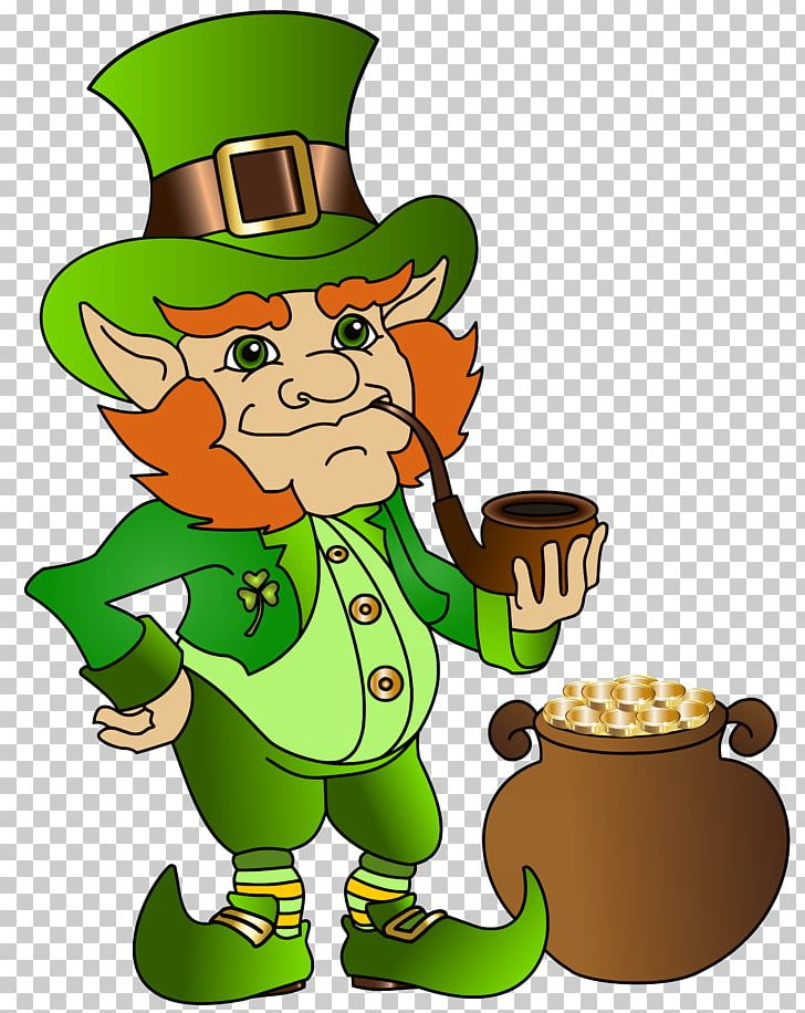 Leprechaun Png Clipart Artwork Blog Christmas Computer Icons Fictional Character Free Png Download