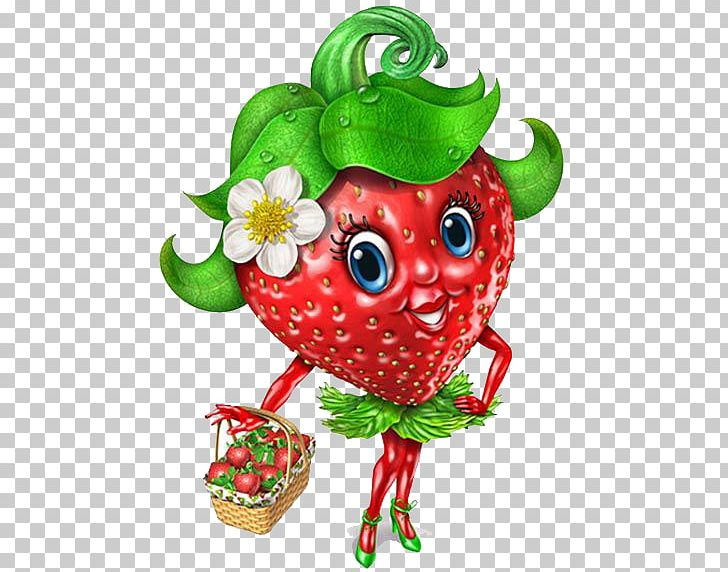 Smiley Strawberry Emoticon Fruit PNG, Clipart, Cartoon