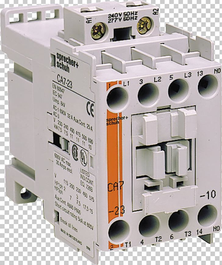 Circuit Breaker Contactor Wiring Diagram Electrical Wires ... on