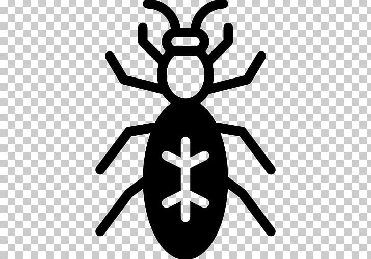 Computer Icons Termite Png Clipart Ant Anti Ants Artwork Black And White Bug Free Png Download