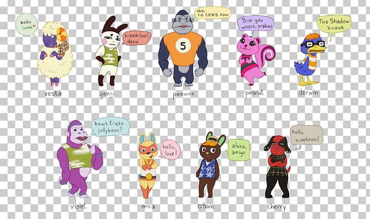 Fan Art Animal Crossing New Leaf Illustration Design Png