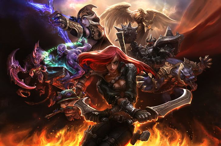 Warcraft Iii The Frozen Throne League Of Legends Defense Of The