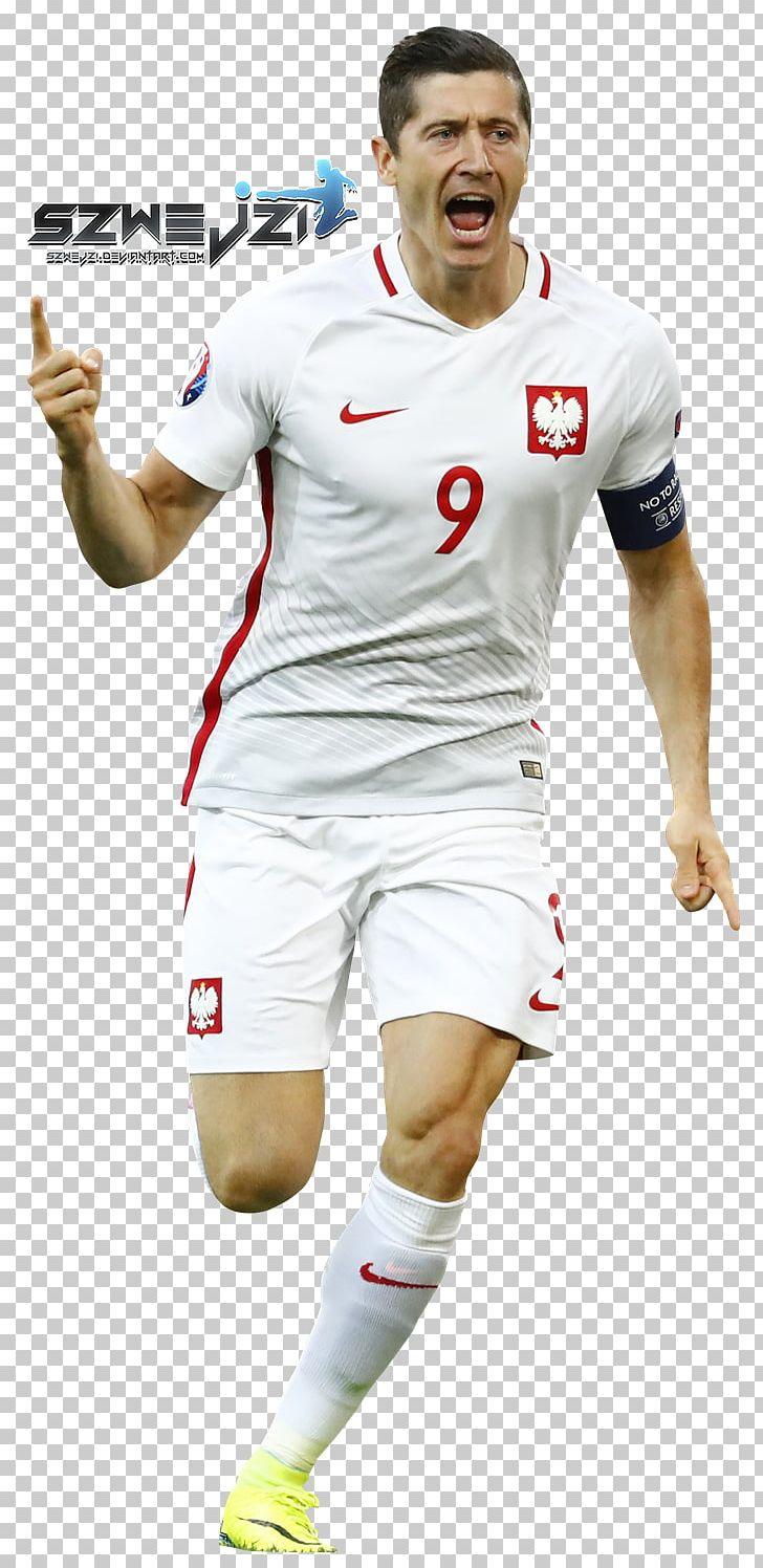 newest d43f9 d33d6 Robert Lewandowski Poland National Football Team Soccer ...