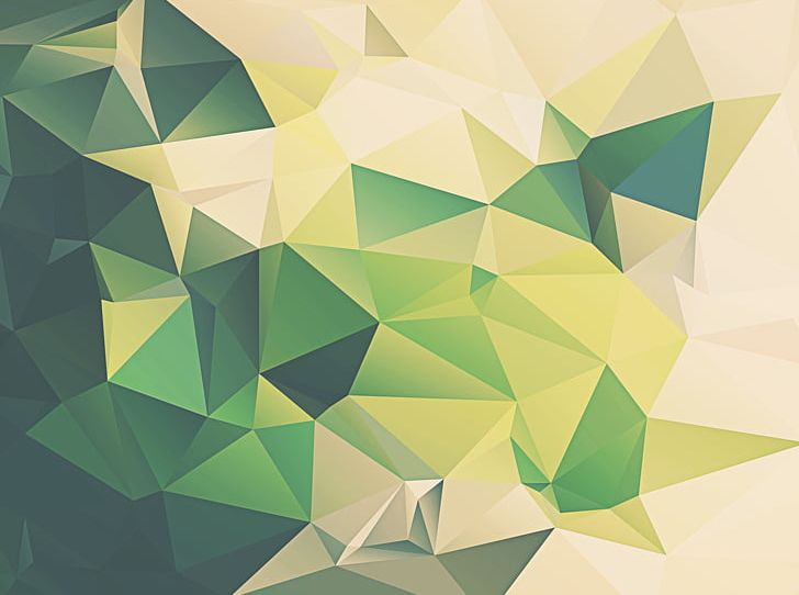Geometry Green Desktop Triangle Png Clipart 4k Resolution
