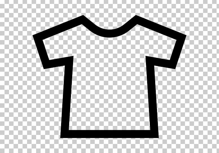 T-shirt Clothing Accessories Computer Icons Dressmaker PNG, Clipart, Angle, Area, Black, Black And White, Brand Free PNG Download