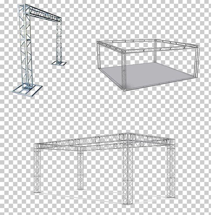 Structure Table Truss Steel Spider Locacoes PNG, Clipart