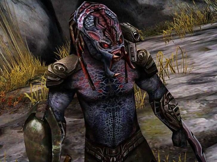 Predator: Concrete Jungle Aliens Vs  Predator Berzerker Predator