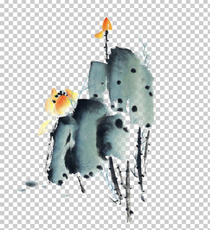Ink Wash Painting U756bu8377u82b1 Watercolor Painting Chinese Painting PNG, Clipart, Art, Bamboo, Beak, Bird, Chinoiserie Free PNG Download