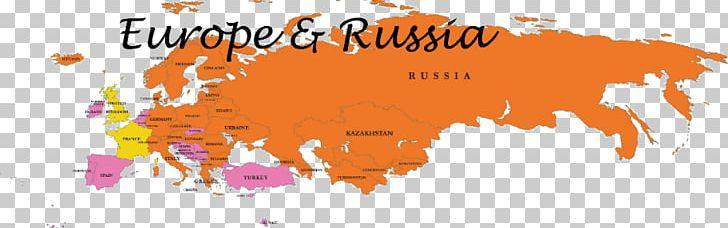 Eastern Europe European Russia World Map PNG, Clipart, Art ...