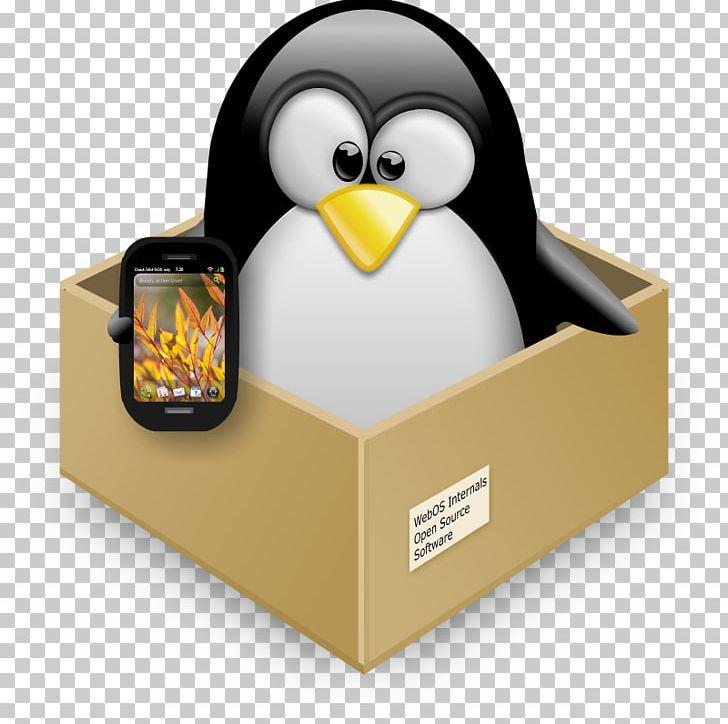 Penguin Palm Pre WebOS LuneOS Ipkg PNG, Clipart, Animals