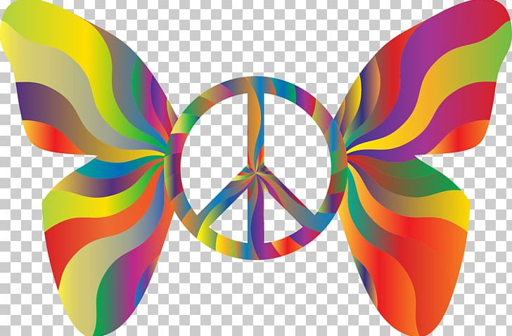 Peace Symbols 1960s Hippie PNG, Clipart, 1960s, Art, Butterfly, Clip Art, Computer Icons Free PNG Download