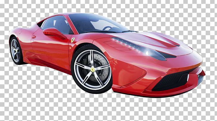 The Crew 2 Ferrari 458 Speciale Car The Crew: Wild Run PNG, Clipart