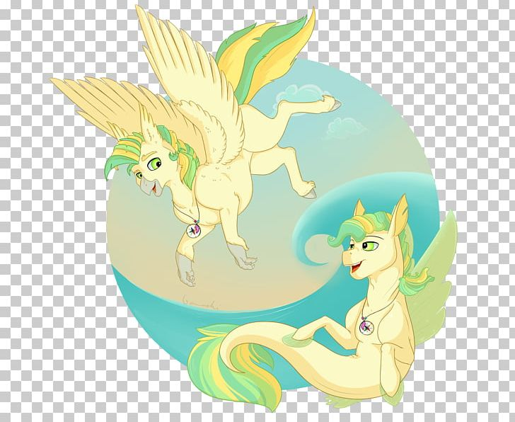 Illustration Horse Fairy Mammal PNG, Clipart, Animals, Art, Cartoon, Fairy, Fictional Character Free PNG Download