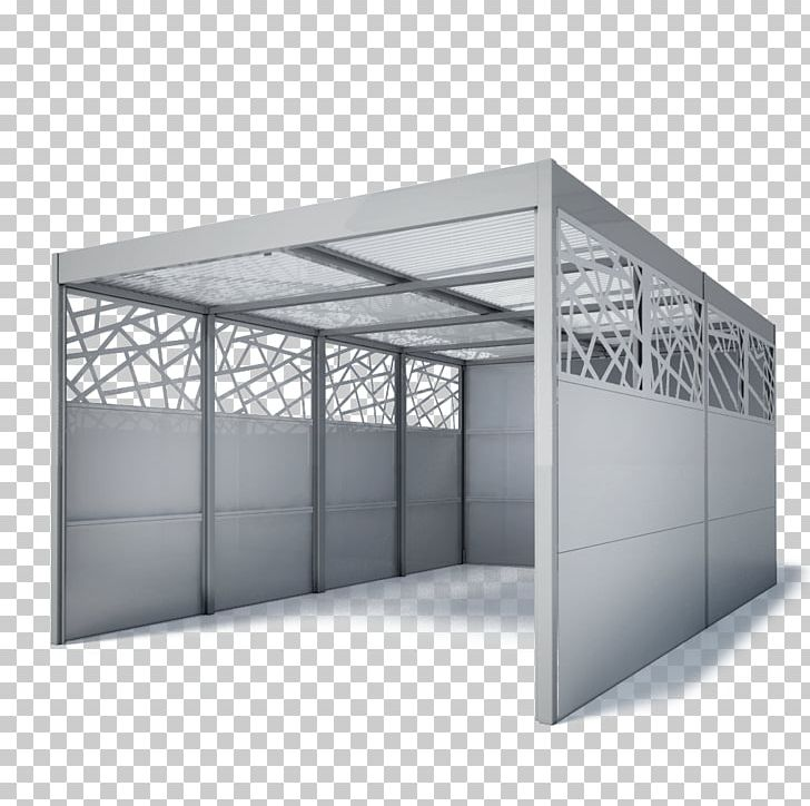 Steel Carport Building Information Modeling Novoferm Autodesk Revit