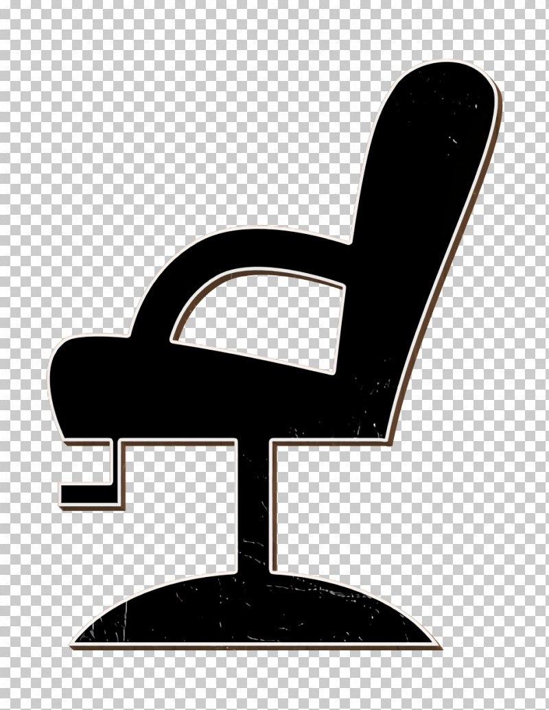 Chair Side View Silhouette Icon Tools And Utensils Icon Chair Icon PNG, Clipart, Barber, Beauty, Beauty Parlour, Cartoon, Chair Free PNG Download