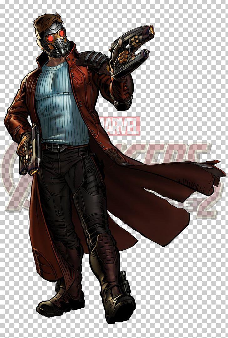 Star-Lord Marvel: Avengers Alliance Spider-Man Marvel: Contest Of