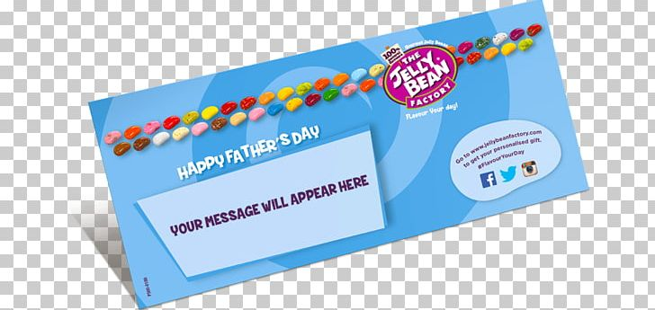 Gift Father's Day The Jelly Bean Factory PNG, Clipart, Coconut Jelly, Factory, Gift, Jelly Bean Free PNG Download