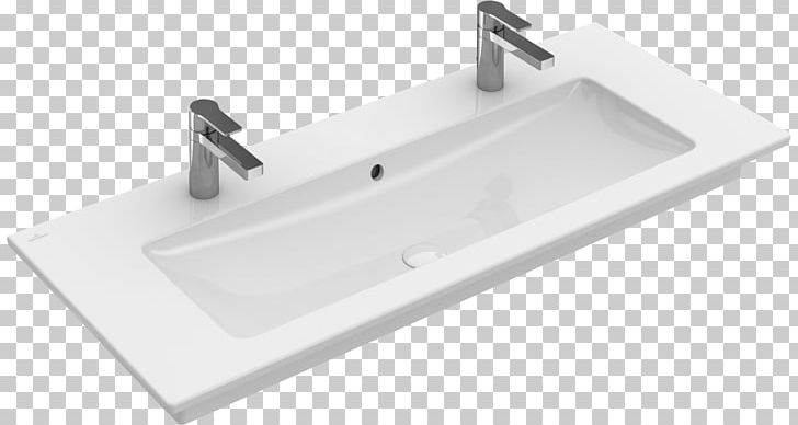 Sink Valve Epoxy Granite Bathroom Villeroy & Boch PNG