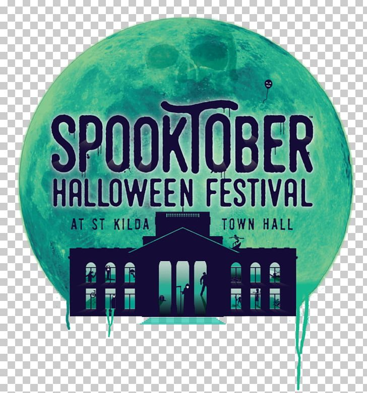Spooktober Haunted House Green Festival Font Brand PNG, Clipart, Brand, Festival, Green, Halloween, Label Free PNG Download