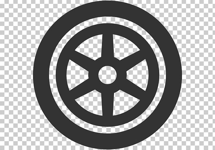 Car Computer Icons Wheel Tire Icon Design PNG, Clipart, Bicycle, Bicycle Tires, Bicycle Wheels, Black And White, Brand Free PNG Download