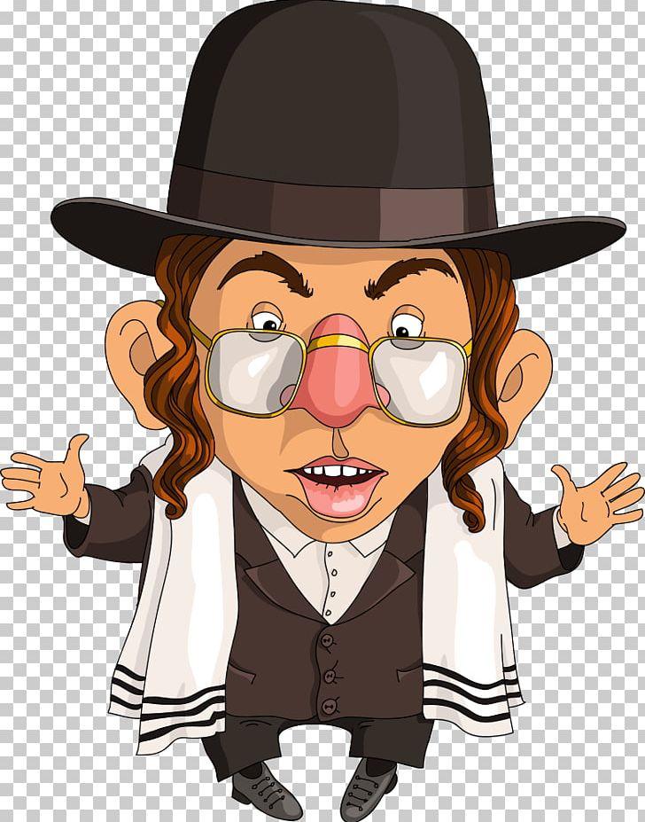 Jewish People Judaism Cartoon Illustration Png Clipart Cartoon