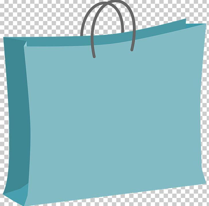 Shopping Bag PNG, Clipart, Aqua, Azure, Bag, Blue, Brand Free PNG Download