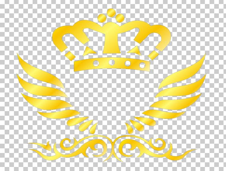 Crown Gold PNG, Clipart, Angel Wing, Angel Wings, Chicken Wings, Circle, Crown Free PNG Download
