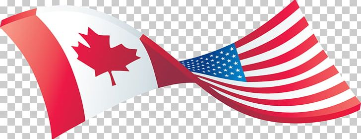 Flag Of Canada United States Of America Flag Of The United