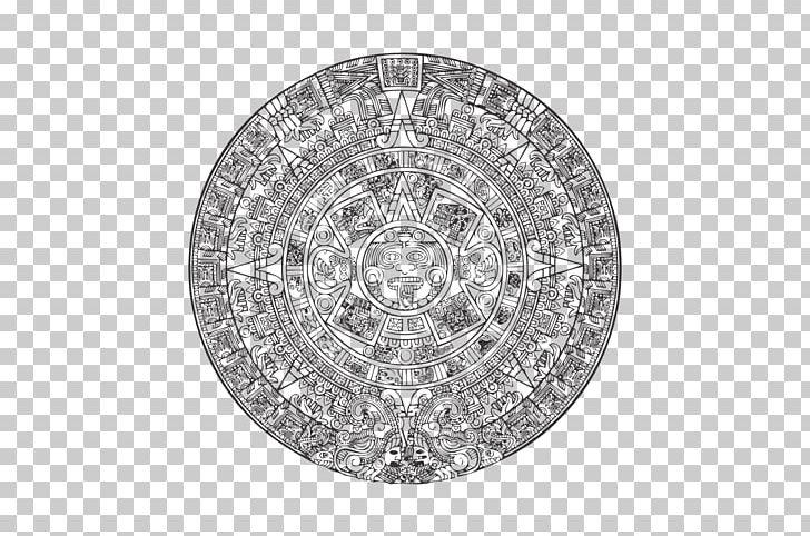 aztec calendar png aztec calendar stone maya civilization mesoamerica mayan