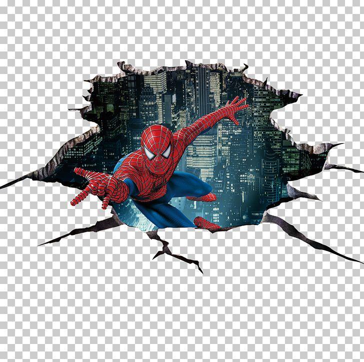 Spider-Man Sticker 3D Computer Graphics PNG, Clipart, 3d Animation, 3d Arrows, 3d Film, 3d Videos, Affix Free PNG Download
