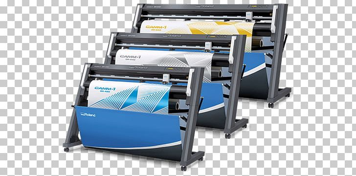 Roland DG Roland Corporation Vinyl Cutter Printer Printing PNG