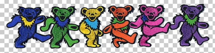 The Grateful Dead Steal Your Face Bear Skeletons From The Closet