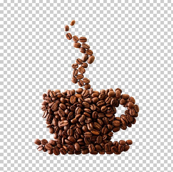 Coffee Bean Espresso Cafe Coffee Cup PNG, Clipart, Bean, Beans, Cafe, Caffeine, Coffea Free PNG Download