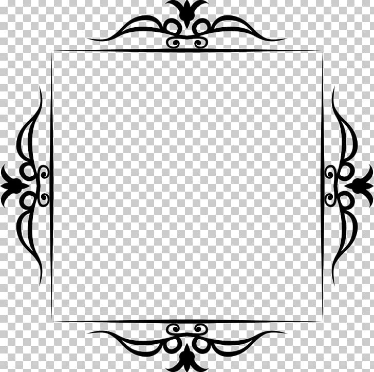 Borders And Frames Frames Decorative Arts PNG, Clipart, Area, Art, Artwork, Black, Black And White Free PNG Download