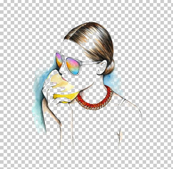 Glasses Girl Illustration PNG, Clipart, Adobe Illustrator, Anime Girl, Art, Baby Girl, Cartoon Free PNG Download