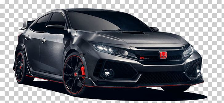 Honda Civic Type R 2016 Car Accord Png Clipart 2017