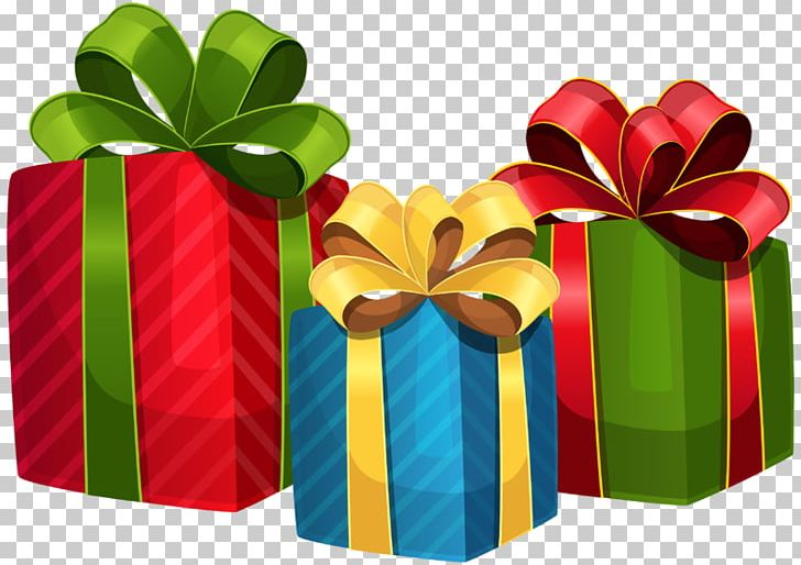 Christmas Gift Open PNG, Clipart