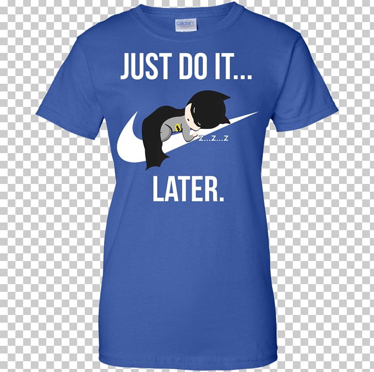 17f1c715 T-shirt Hoodie Just Do It Top PNG, Clipart, Active Shirt, Blue, Brand,  Clothing, Collar Free ...