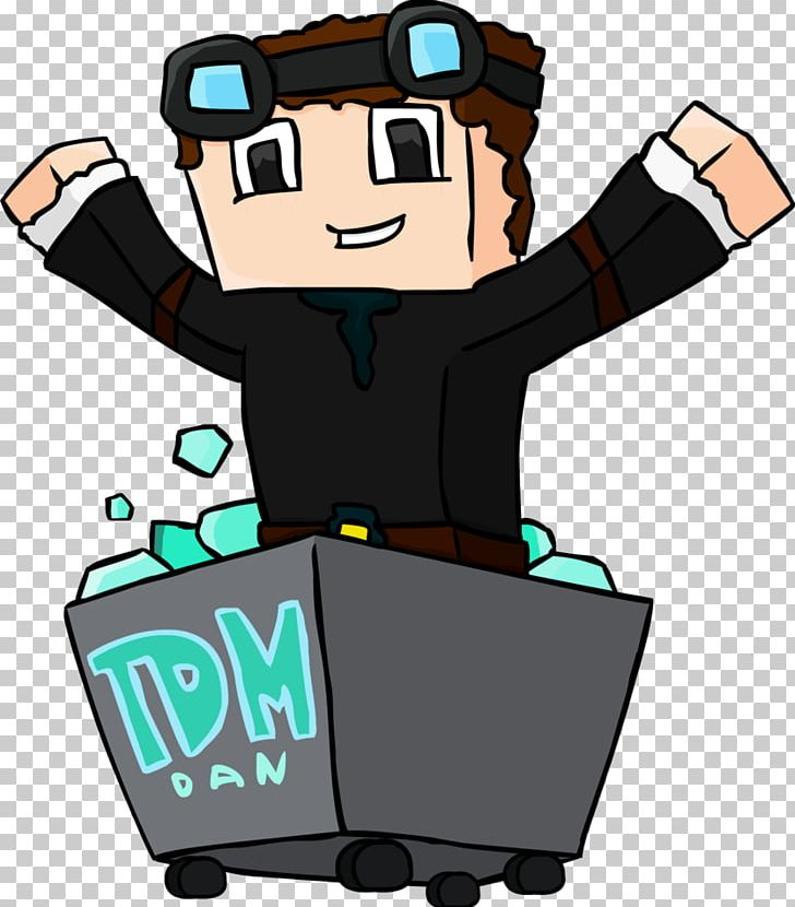 Minecraft The Sims 4 YouTuber DanTDM: Trayaurus And The