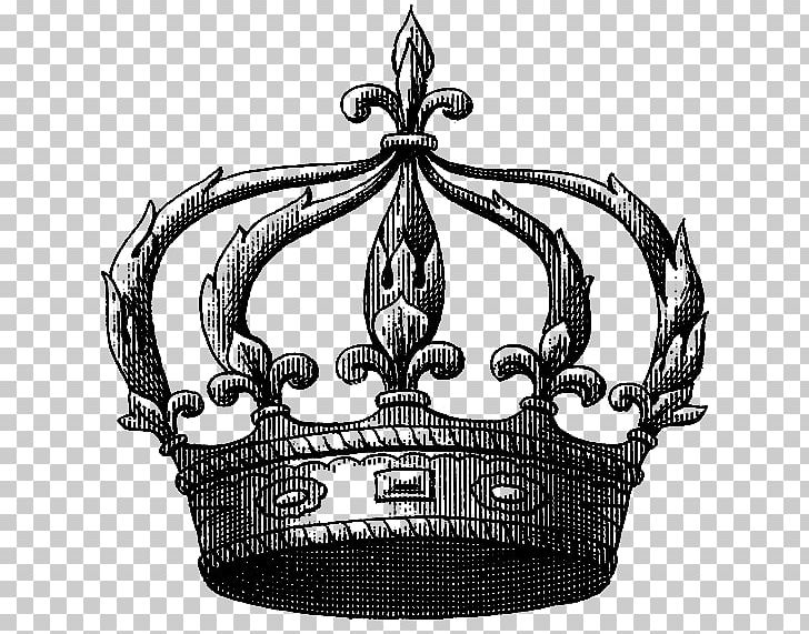 Crown Fleur-de-lis Tiara Brooch PNG, Clipart, Black And White, Brooch, Clip Art, Crown, Crown Jewels Free PNG Download