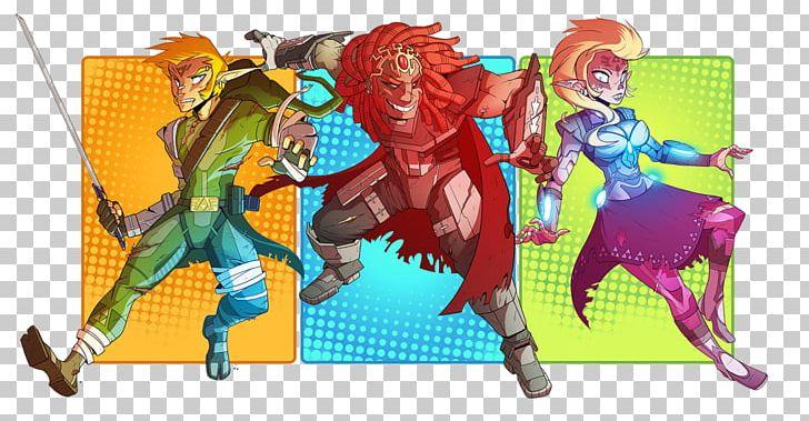 The Legend Of Zelda Tri Force Heroes Zelda Ii The